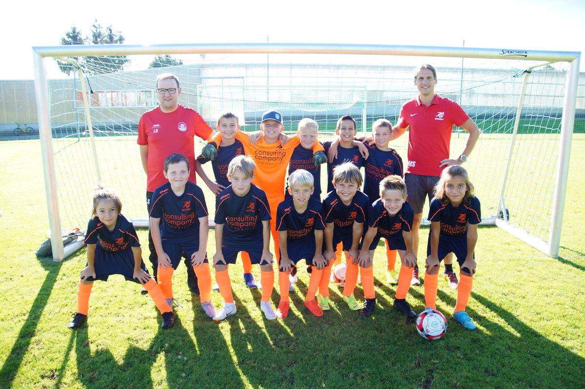 SV Grieskirchen U12 (Spielgemeinschaft mit Schlüßlberg)