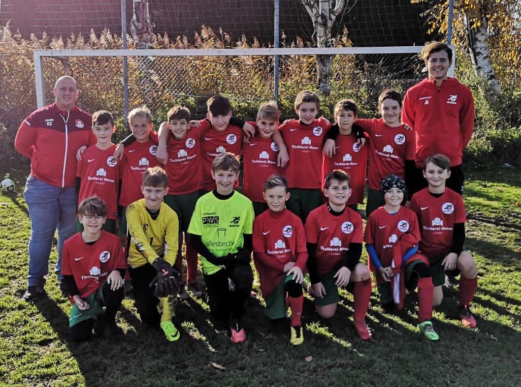SV Grieskirchen U13 (Spielgemeinschaft mit Schlüßlberg)