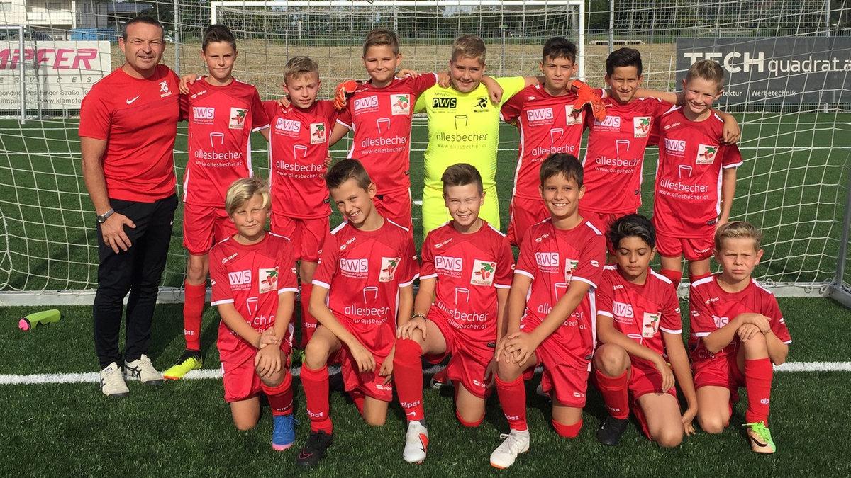 SV Grieskirchen U12