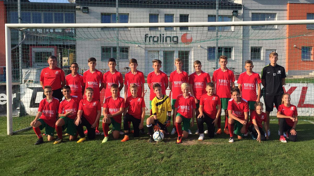 SV Grieskirchen U15